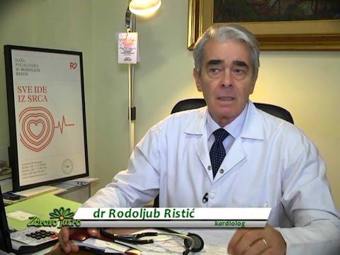 Dijagnostika angine pektoris, Zdravo jutro, dr Rodoljub Ristić, kardiolog