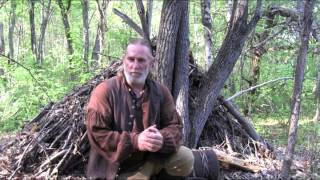Pathfinder Outdoor Journal Ep2 - 18th Century Woodsman Apparel And Gear