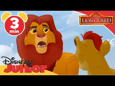 The Lion Guard | The Kupatana Celebration...