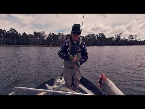 Fly Fishing In Tasmania With 'Trout Flat Out'