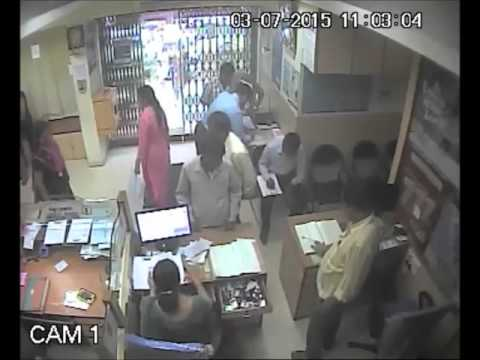 Bank Cheque Fraud Case Mumbai