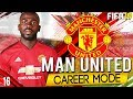 FIFA 19 MANCHESTER UNITED CAREER MODE #16 - SIGNING KOULIBALY!!!