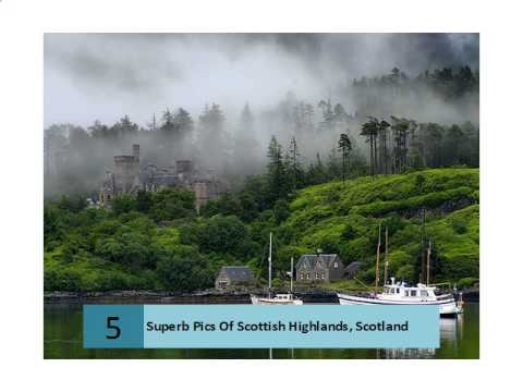 Superb Pics Of Scottish Highlands, Scotland