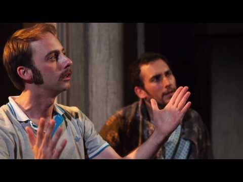 As Is by William M Hoffman at the Finborough Theatre