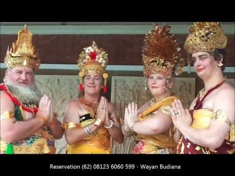 Balinese Traditional Costumes