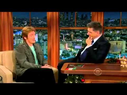 Richie Sambora, Denis Leary, Eddie Izzard on Craig Ferguson 2012 12 06 Full Interview