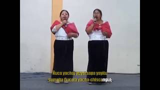 Pista karaoke - Yayacunapaj Punllapi ; Duo Embajadores de Cristo 2017.