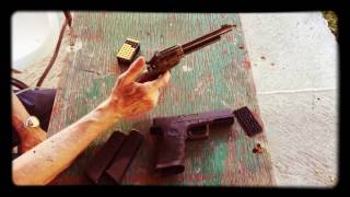 HERBERT SCHMIDT 21 S revolver single action by Luis Mateos