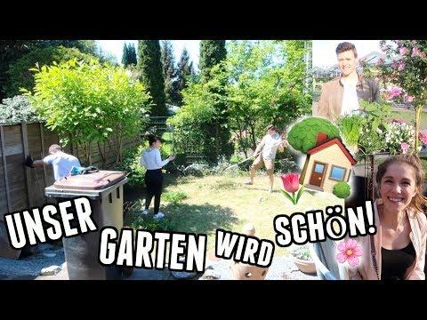 Wir machen unseren GARTEN NEU! Familienbesuch + spontaner Wochenendtrip - Vlog 22