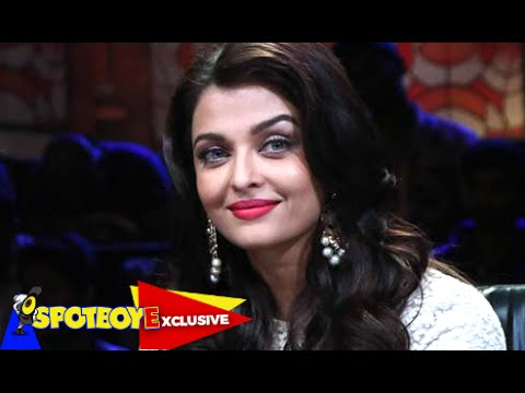 Aishwarya Rai Bachchan's EXCLUSIVE Interview | Sarbjit Movie | SpotboyE