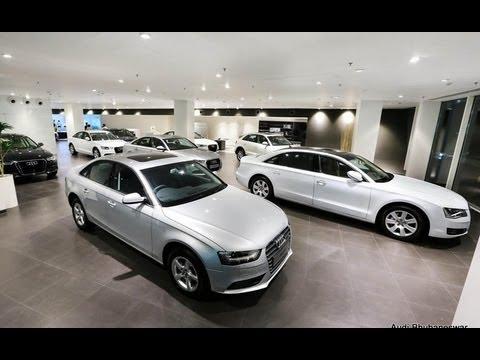 Audi Bhubaneswar | Video Walk-Through | Business Feature