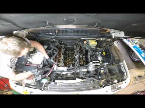 Land Rover - Range Rover - Head Gasket Replacement