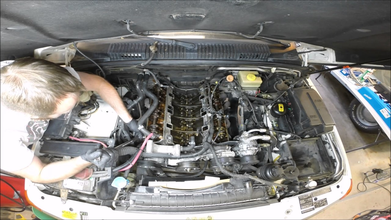 land rover range rover head gasket replacement [ 1280 x 720 Pixel ]