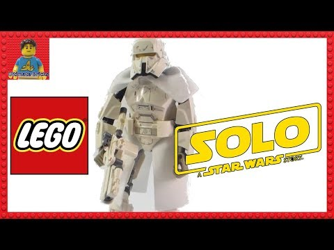 LEGO STAR WARS #75536 Range Trooper Building Toy Set