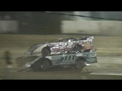ULMS Super Late Model Heat Four | Eriez Speedway | September Sweep | 9-24-16