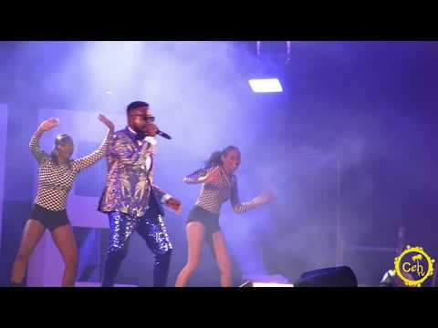 Lead Pipe Performing 'Sometime' At ISM 2020 Finals