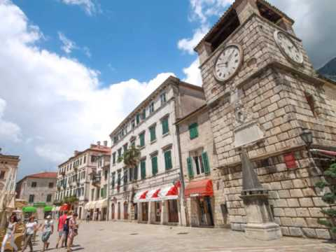 Top 10 best travel cities in 2016 :number 1: Kotor in Montenegro