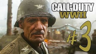 Call of Duty WW2 - Parte 3: Máquina da Morte!!!! [ PC - Playthrough ]
