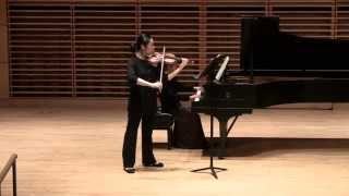 Ludwig van Beethoven: Violin Sonata No. 7 in C minor, Op. 30 No. 2 (2nd, 3rd, 4th mvts)