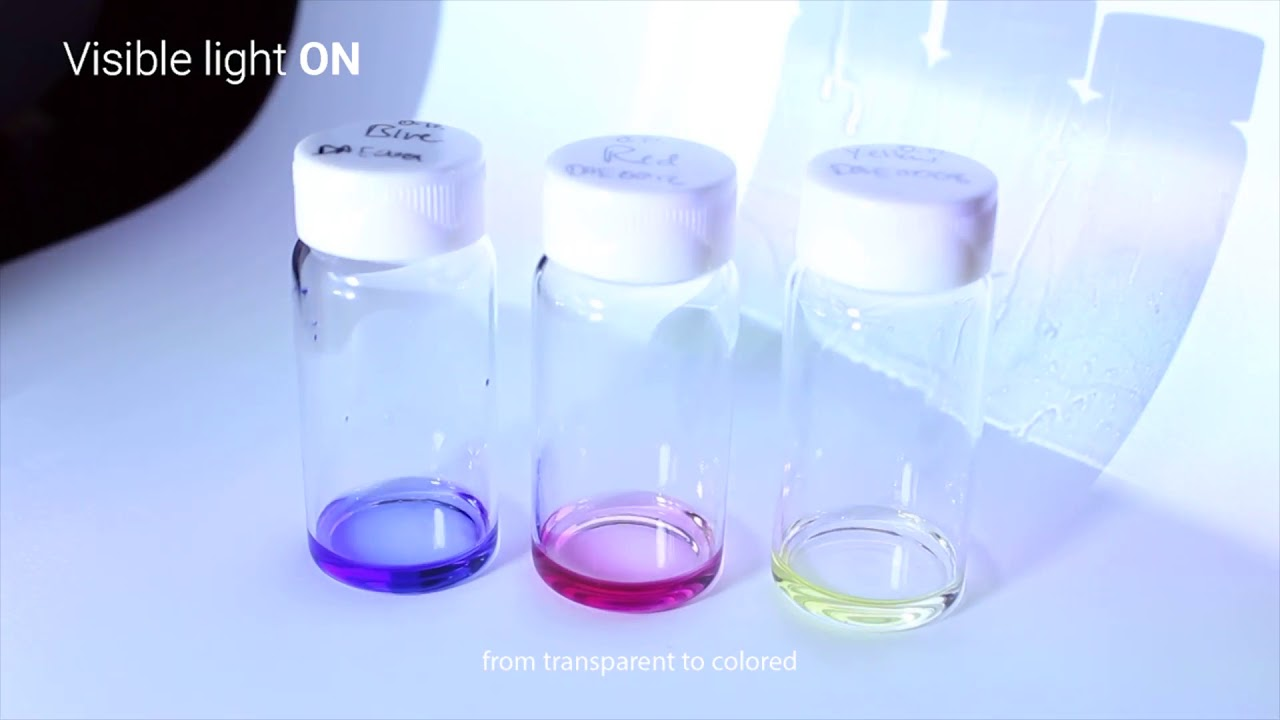 d2137632dc ColorMod: Demonstration of Recoloring 3D Printed Objects using Photochromic  Inks