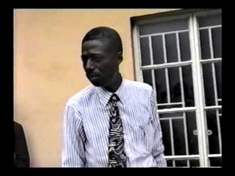 SIERRA LEONE MUSEUM, Dedication of Sembe Pieh Statue, 1994 - Part 3 of 3