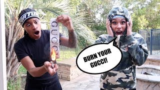 """""""YOU WON'T DO IT"""" Challenge With GIRLFRIEND For 24 Hours! *Bad Idea*"""