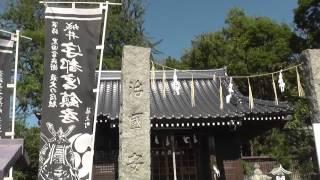 説明 軍師官兵衛,城井神社,Gunshi Kanbei,Kii shrine,岡田准一 松坂桃李...