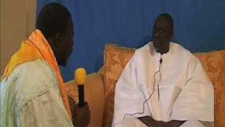 Magal 2010 : Interview S. Ousmane Mbacke (Part 1)
