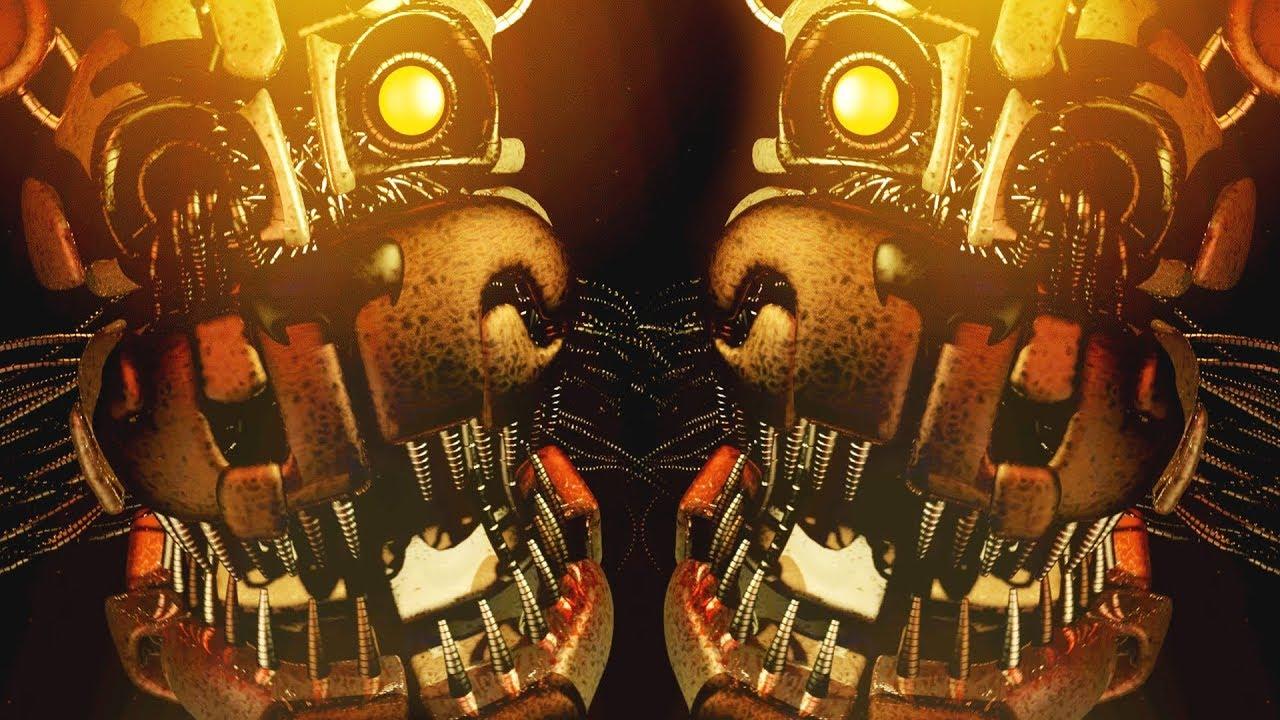 Five Nights At Freddy's 6 - SCOTT TRIED TO SNEAK FNAF 6 ...