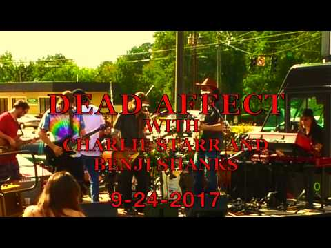 DEAD AFFECT with Charlie Starr and Benji Shanks 9 24  17