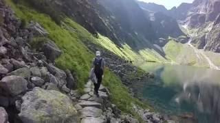 Tatry Wysokie - Morskie Oko, Rysy
