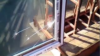 видео Защита окон от проникновения