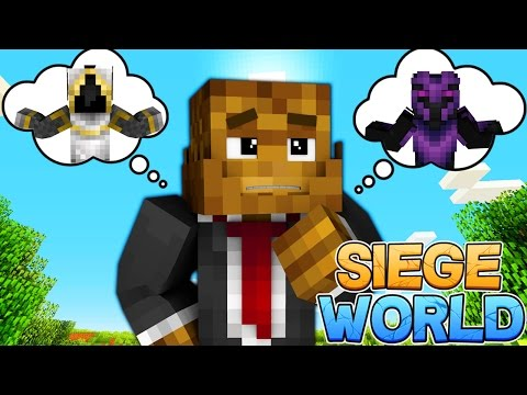 Siege World: THE DARK SIDE (Season 1 - Episode 1) | JeromeASF