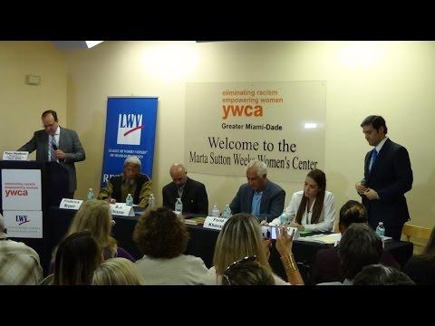Miami-Dade County Mayoral Debate (8/3/16)