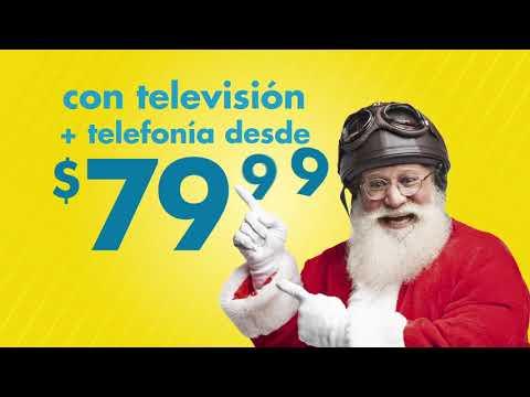 """Liberty presenta """"Navidad a 150 Megas"""": Regalos"""