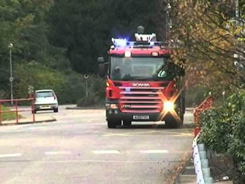 Norfolk Fire and Rescue Service - Incident Response