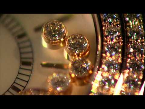 The Happy Diamonds Watch By Chopard