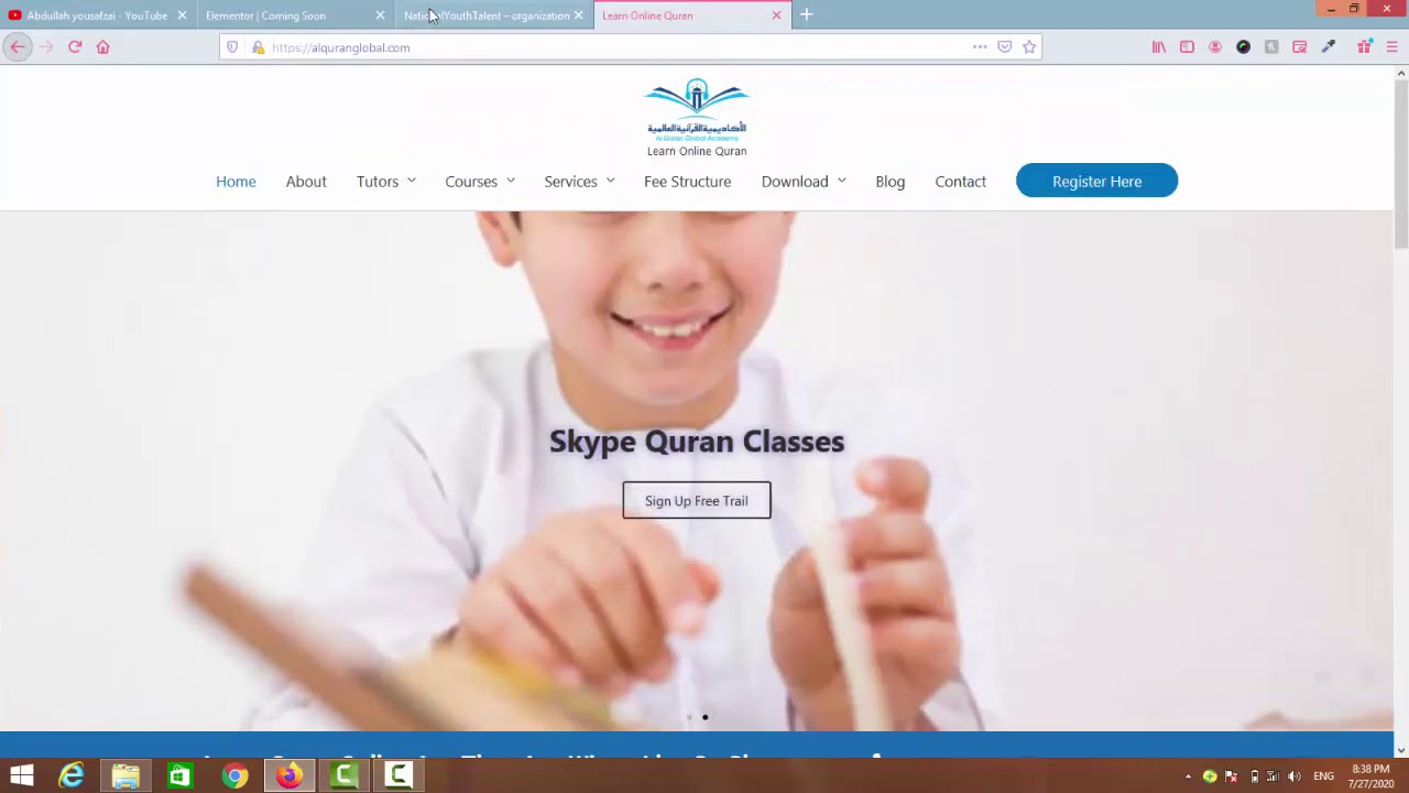 Design Full Complete Wordpress Website with Elementor   in just 1 Hour || Urdu/Hindi | 2020