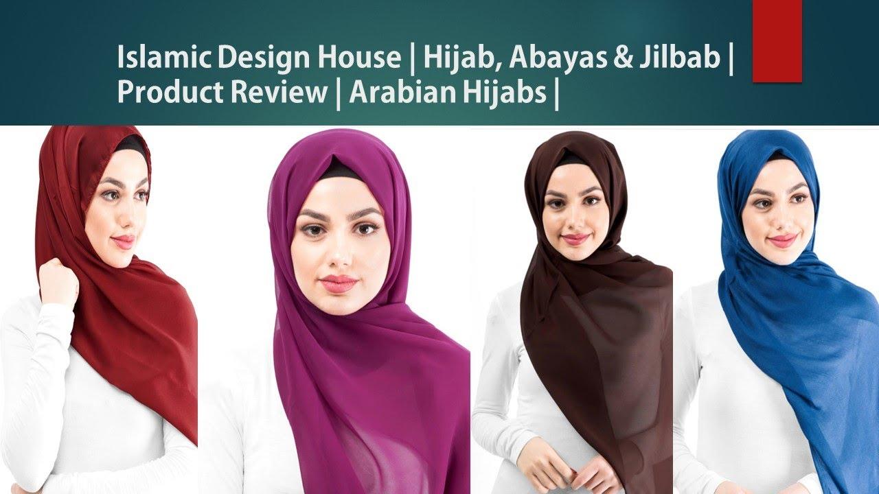 Islamic Design House | Hijab, Abayas & Jilbabs | Product ...