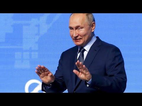 Crise du gaz : le salut peut venir de Russie, foi de Vladimi