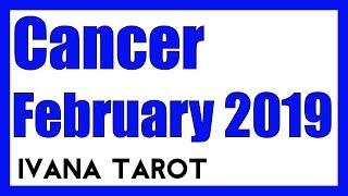 MIGHTY MAN WANT YOU CANCER February Love Reading Ivana Tarot