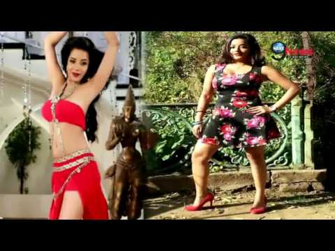 भोजपुरी फिल्मों की हॉट अदाकारा मोनालिसा…! | Hot Bhojpuri Actress Antara Biswas aka MONALISA