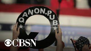 QAnon conspiracy theory's growing influence on American politics
