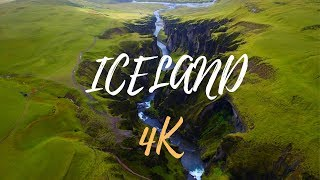 Iceland drone footage in 4K - 2016