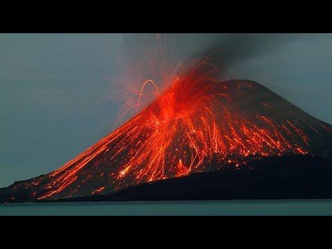Stromboli, eruzione sotto La Sciara - 16 Agosto 2012
