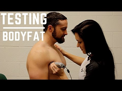 Accurate Body Fat Testing