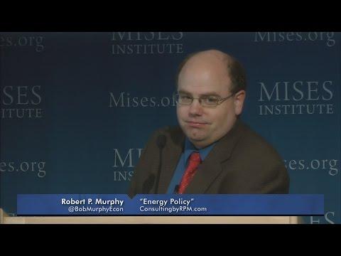 Energy Policy | Robert P. Murphy