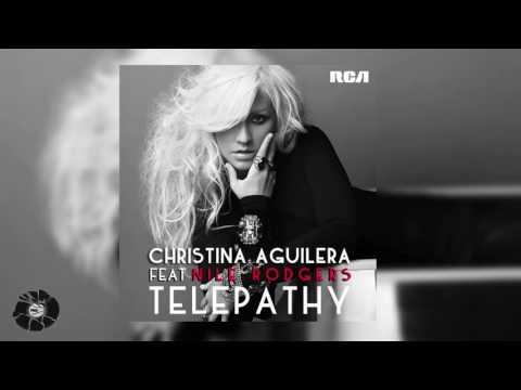 Christina Aguilera ft Nile Rodgers 'Telepathy' (Eric Kupper Remix)