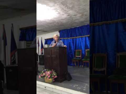 EGM - Christ Sanctuary,Pastor Peesh,Sister Orla, Indendependence Belize