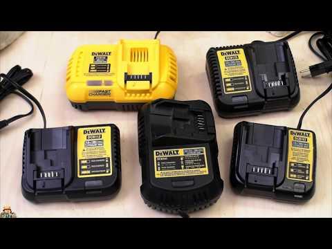 Зарядные устройства Dewalt US
